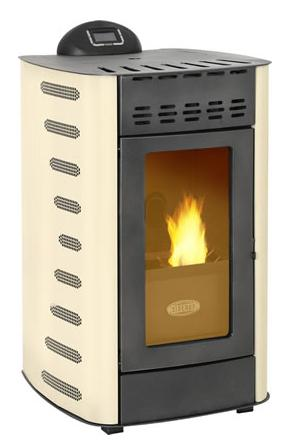 riscaldamento sideros stufe a pellet prezzo negozio. Black Bedroom Furniture Sets. Home Design Ideas