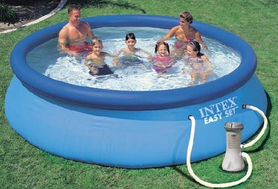 Piscine 28132 piscina intex easy cm 366x76h con pompa for Intex piscine catalogo