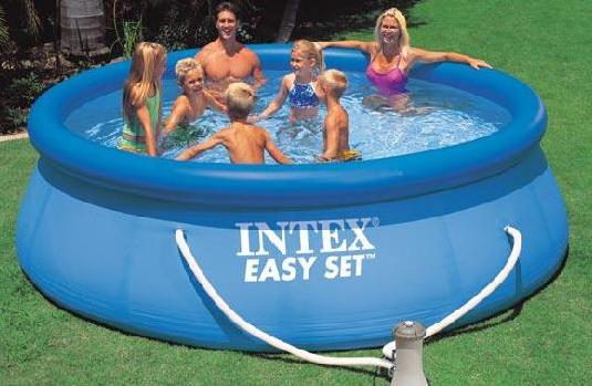Piscine 28146 piscina intex easy cm 366x91h con pompa for Intex piscine catalogo