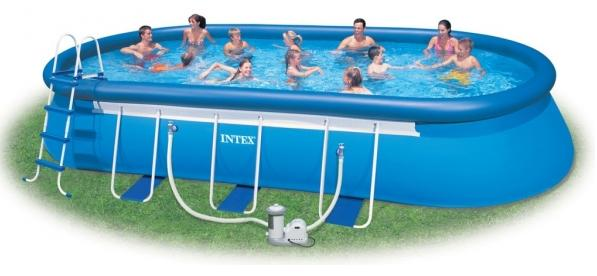 Piscine piscine intex ovali prezzo negozio verona p for Intex piscine catalogo