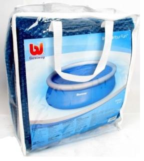Piscine 58060 telo termico bestway diametro 244cm for Bestway piscine catalogo