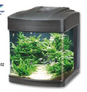 Acquariologia acquario cubino nero blu bios prezzo for Acquario vendesi